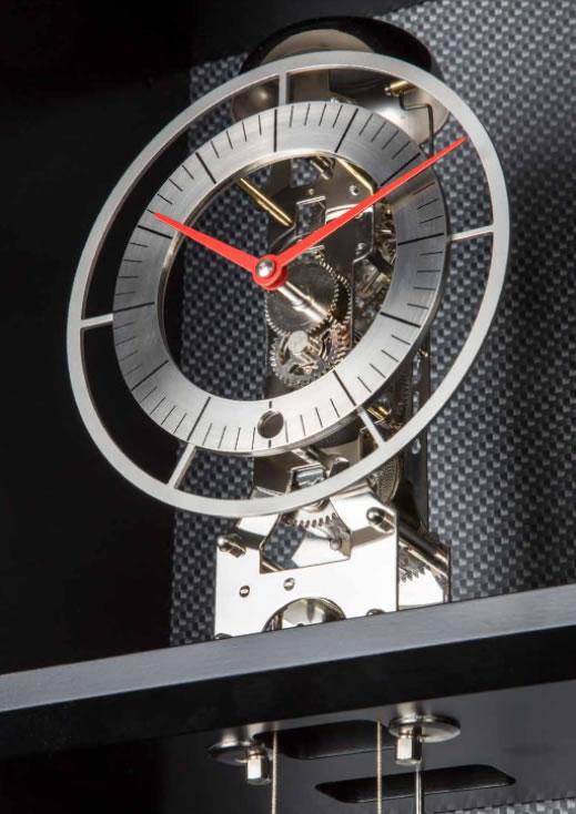 ヘルムレ高級フロアークロック置き時計