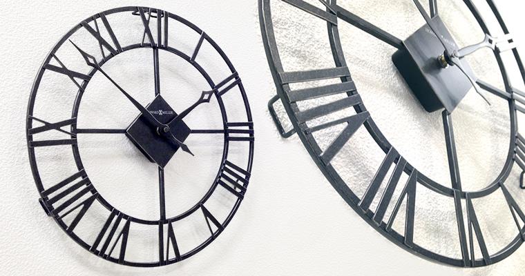 ハワード・ミラー社高級掛け時計
