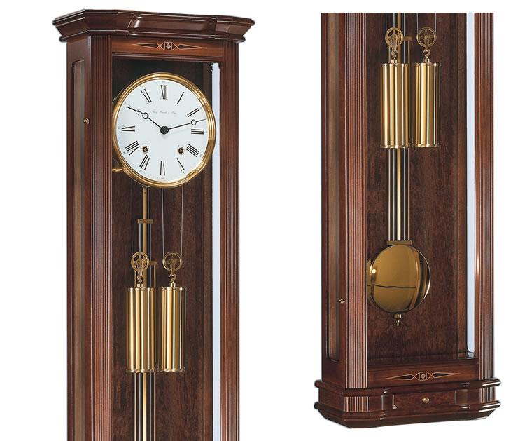 ヘルムレ高級柱時計