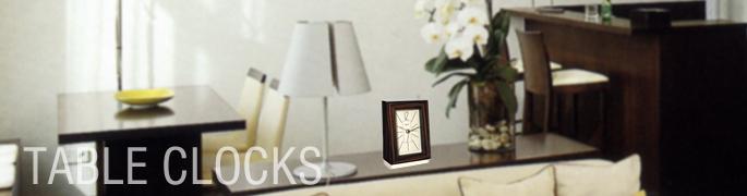 掛時計、置き時計のクロック通販
